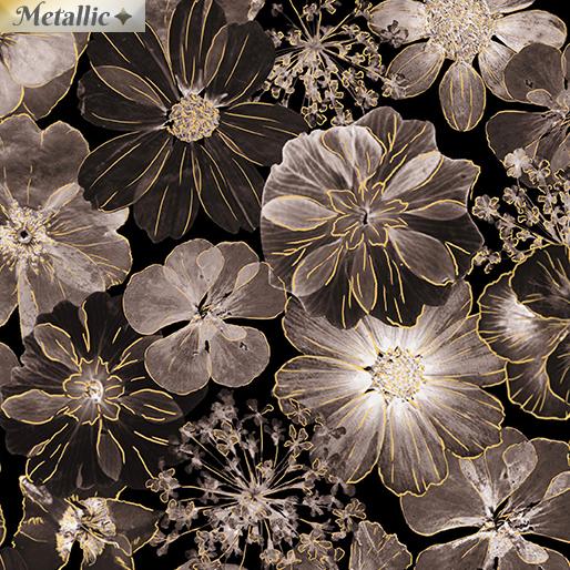 Floral Impressions Kanvas