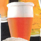 Beer Mugs Amber