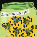 Bug Jars Black