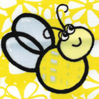 Buzzy Bee Yellow