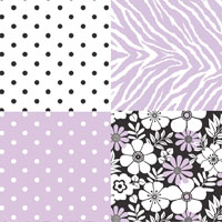 Minkee Tween Lilac 11 Sq. Kit