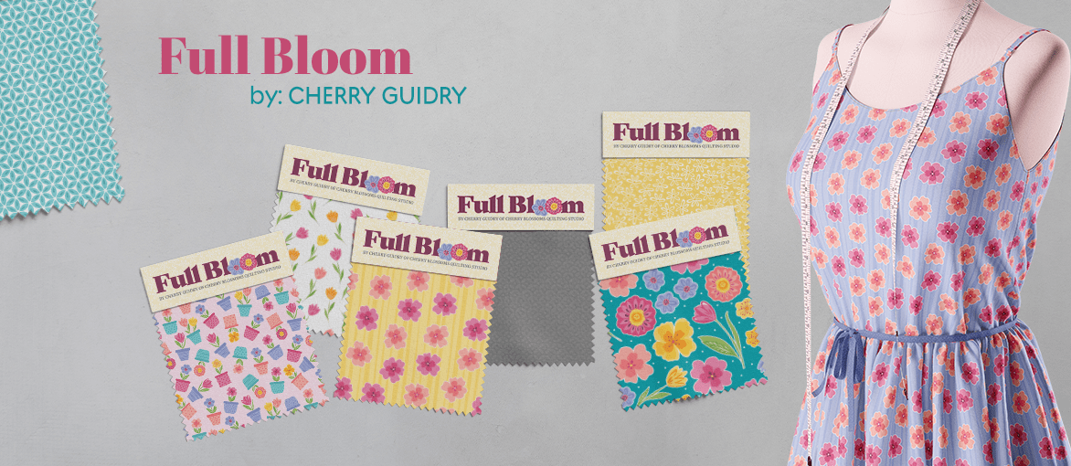 Full Bloom by Cherry Guidry