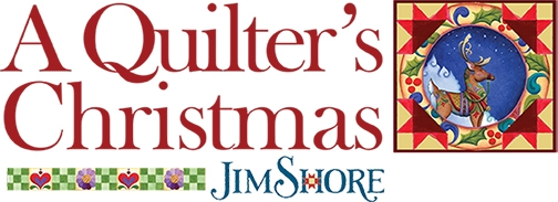 A Quilter's Christmas Logo