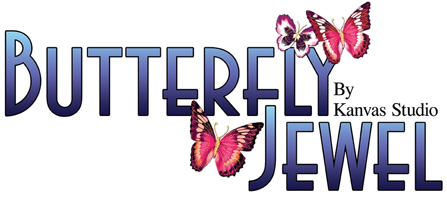 Butterfly Jewel Logo